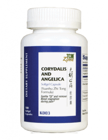 Yuan Hu Formula, Corydalis and Angelica, K003