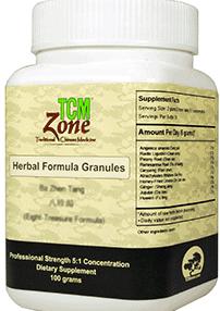 TCMzone Formula in 100g Bottle