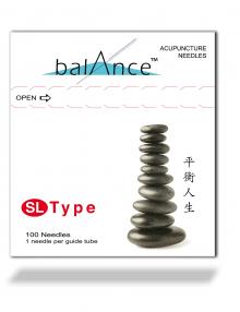 balance acupuncture needle SL (002)