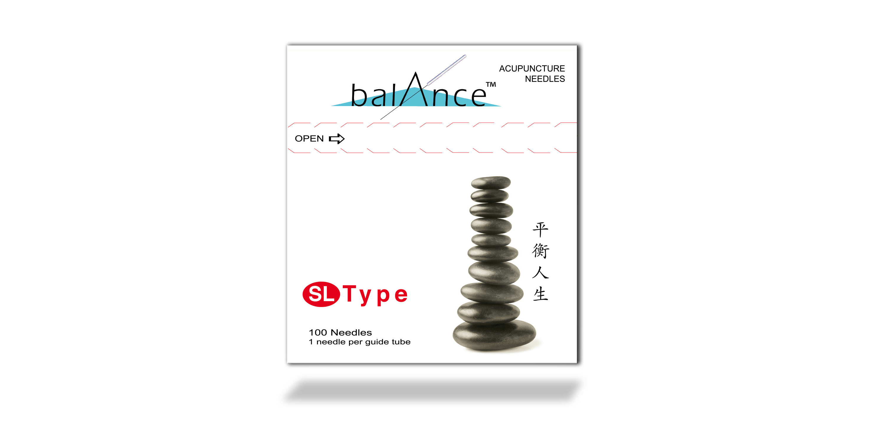 balance acupuncture needle SL (002)
