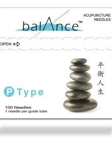 balance ptype acupuncture needle