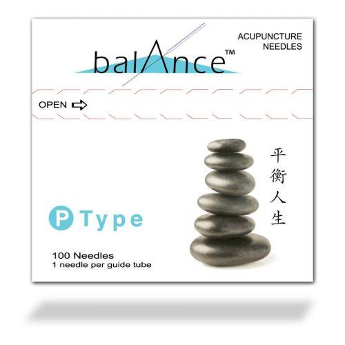 balance ptype acupuncture needle